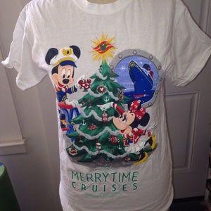 Disney Cruise Line Very Merrytime Cruise Line tee